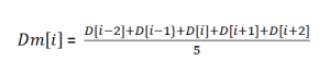 移動平均式3